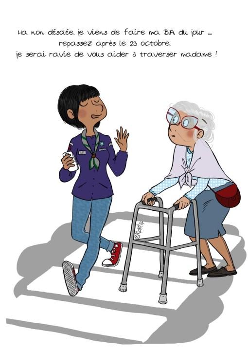 ©MaYFaitDesGribouillis - Bonne raison de voter
