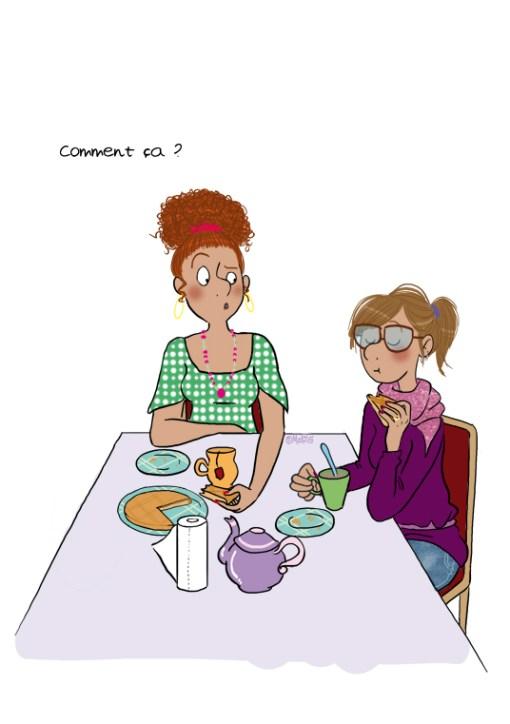 On est gourmand, ou on ne l'est pas ! - ©MaY2015 - Pour en voir plus : www.mayfaitdesgribouillis.com