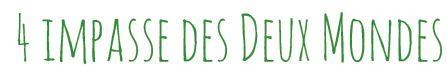 4, Impasse Des Deux Mondes - ©MaY2015 - Pour en voir plus : www.mayfaitdesgribouillis.com