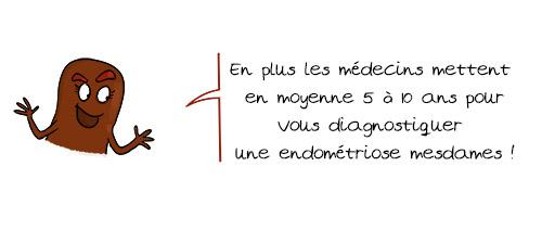 Endométriose #JeSuisCetteFemmeSurDix - ©MaY2017 www.mayfaitdesgribouillis.com