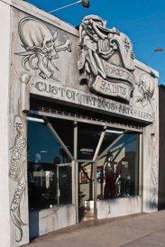 Forgotten Saints LA store