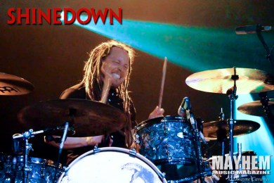 Barry Kerch - Shinedown