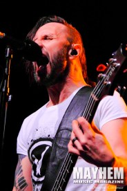Eric Bass - Shinedown