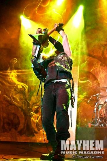 Zakk Wylde of Black Label Society