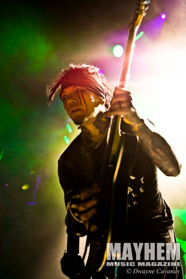 DJ Ashba of Sixx:A.M.