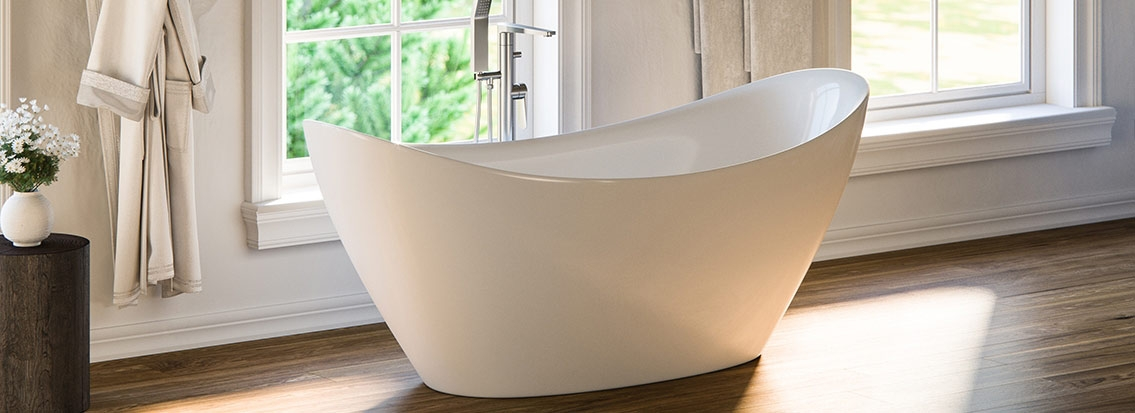 Free Standing Tubs Stand Alone Bathtubs Freestanding