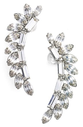 cristabelle crystal ear crawlers