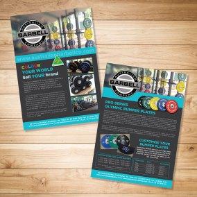 Barbell-Brochure