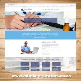 Admin-E-Strators Website