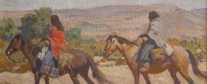 Apache Women Maynard Dixon 1915 cropped