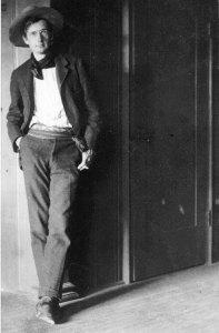 Maynard Dixon c. 1900
