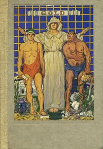 Books Illustrated by Maynard Dixon - GOLD: A FOREST PLAY San Francisco Bohemian Club