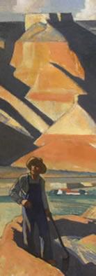 Maynard Dixon Maynard Dixon Edith Hamlin Mount Carmel Maynard Dixon Paintings