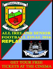 All Ireland Football Final 2016 Replay
