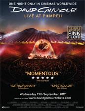 David Gilmour Live At Pompeii (recorded)