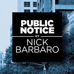 Nick Barbaro-Chronicle