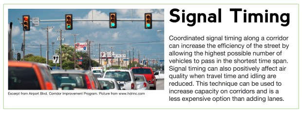Signal Timing