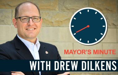 Mayor's Minute with Drew Dilkens
