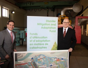 Disaster Mitigation and Adaptation Fund Announcement