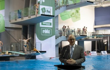 Windsor To Host 2020-2021 FINA Diving Grand Prix