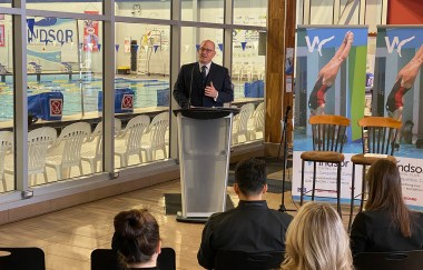 Windsor to host 2020 Olympic Diving Trials at the WIATC
