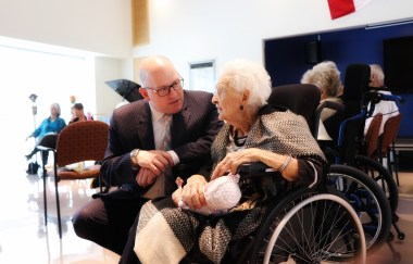 Calling all 2020 Windsor centenarians