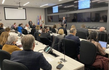 Mayor Dilkens convenes COVID-19 preparedness meeting