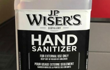 Windsor-made hand sanitizers distributed to local businesses