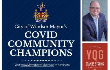 Recognizing COVID Community Champions