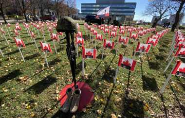 Scars of War – a Remembrance Day poem by Mayor Dilkens