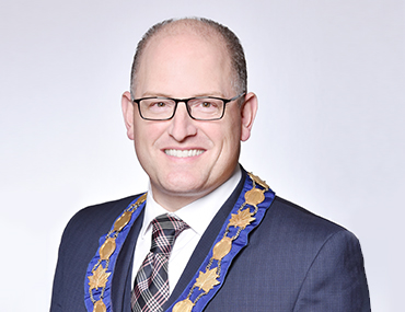About Mayor Drew Dilkens