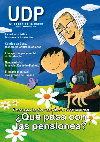 Portada Revista Mayores UDP 262