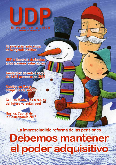 Portada revista Mayores UDP 265