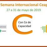 Semana Internacional CEAPAT 2019