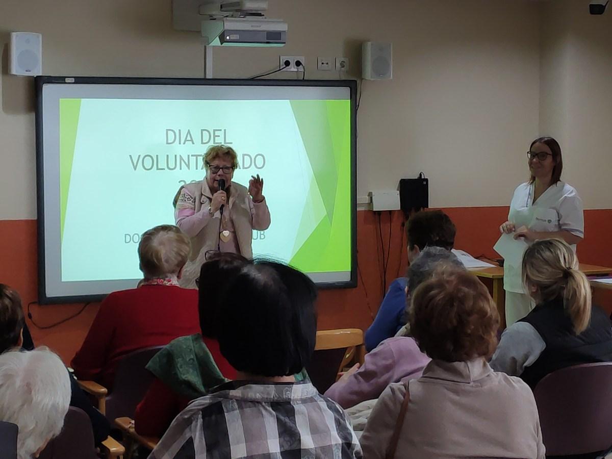 Voluntariado UDP Alicante. Día Internacional del Voluntariado