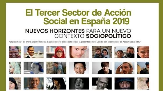 Estudio del tercer sector de accion social presentacion