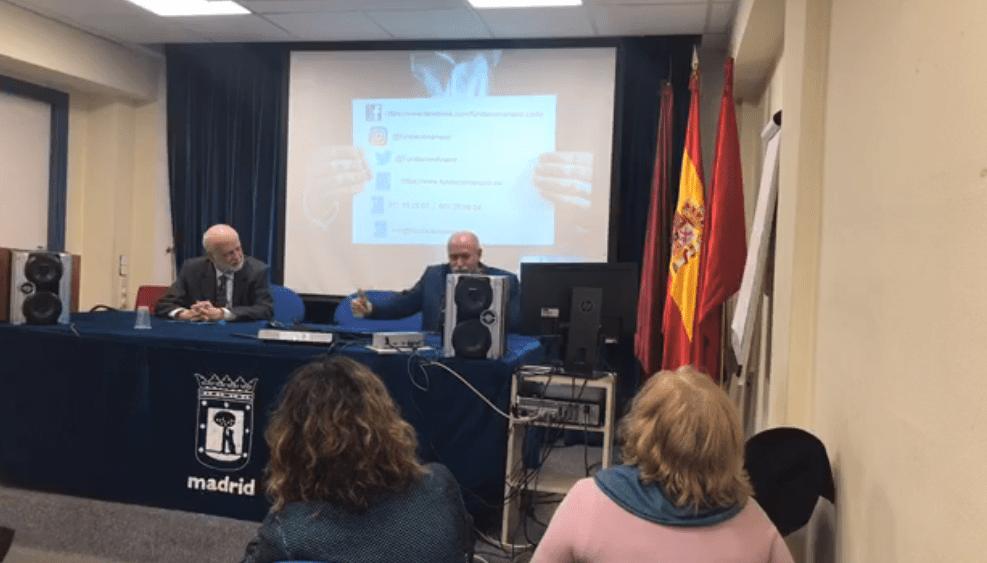 UDP organiza una charla sobre la Depresión con la Fundación ANAED