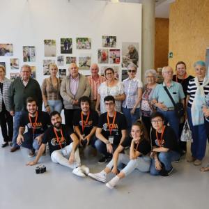 Vuelve el Festival Internacional de Cortometrajes sobre Personas Mayores, ficma salmanca