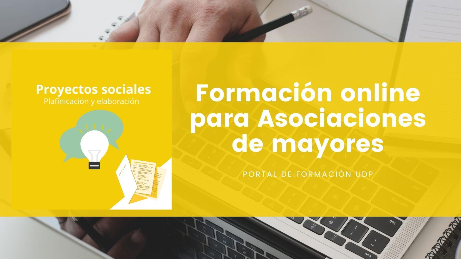 """Descubre el curso""""Planificación de proyectos sociales"""" de UDP, y aprende a elaborar proyectos que permitan a tu asociación acceder a ayudas económicas."""