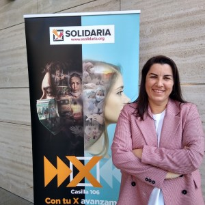 """""""La pandemia lo paró todo pero gracias a las personas que marcaron la X Solidaria se ayudó a millones de personas que lo necesitaban"""""""