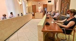 La Federación de Asociaciones de Mayores de Salamanca se reúne con el Ayuntamiento de Salamanca