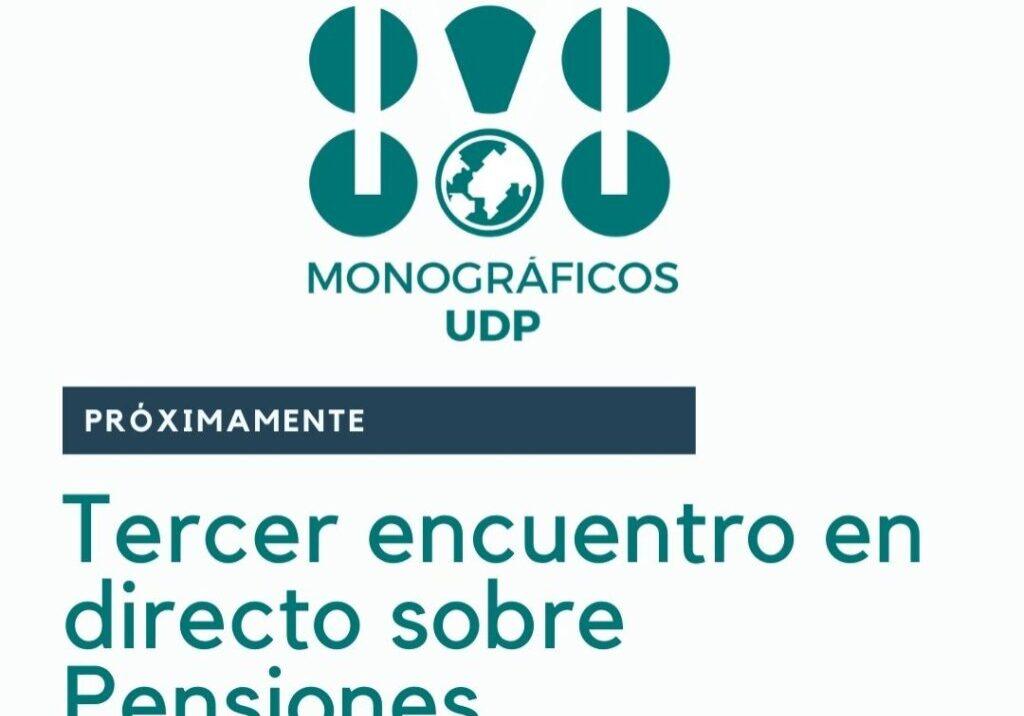 Próximamente Monográficos UDP
