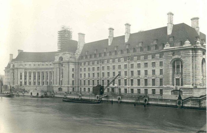 Guide to County Hall – Home of the LCC and GLC