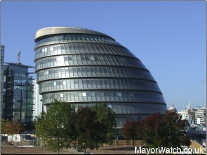 This week's London Assembly meetings