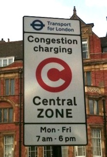 Diplomatic immunity? Congestion Charge evading embassies