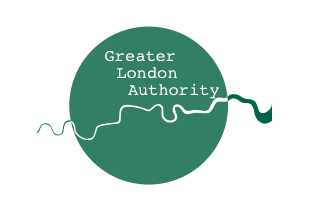 The Greater London Authority's original logo