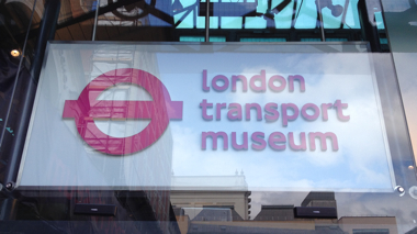 London Transport Museum depot open day and poetry evening