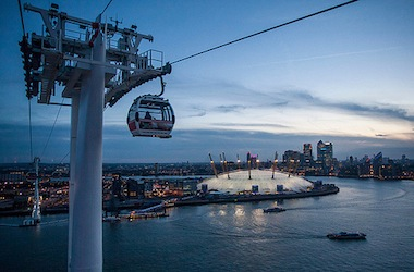 "Thames Cable Car passenger satisfaction 1: TfL redefines ""recent"" to mean six months ago"