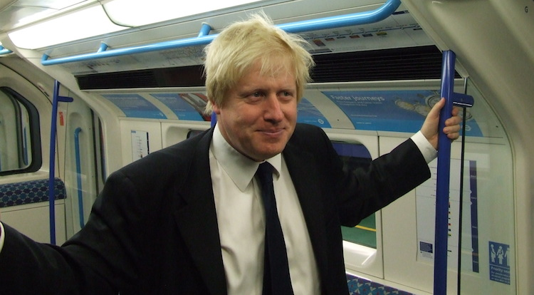 Mayor Boris Johnson announced the closure of tube ticket offices last November.