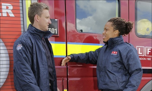 Fire Brigade reminds householders to always check ID